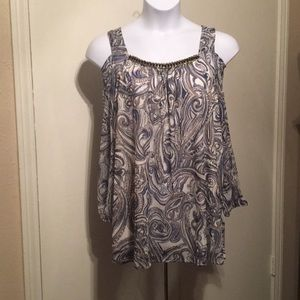 Catherine's NWT off shoulder top
